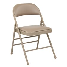 Metal Folding Chair (Set of 4)