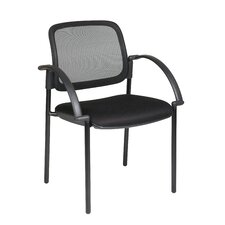 Screen Mesh Visitors Chair