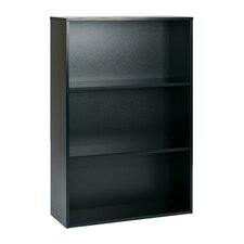 "Prado Pro-Line II™ 48"" 3 Shelf Bookcase"