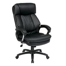 Oversized Back Executive Chair with Arms