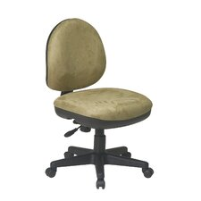 <strong>Office Star Products</strong> Mid-Back Swivel Office Chair