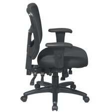 <strong>Office Star Products</strong> ProLine II ProGrid Mid-Back Managerial Chair