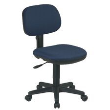<strong>Office Star Products</strong> Low-Back Basic Task Chair