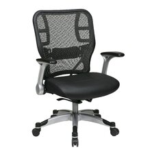 <strong>Office Star Products</strong> Professional R2 SpaceGrid Task Chair