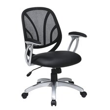 <strong>Office Star Products</strong> Work Smart Screen Back Task Chair