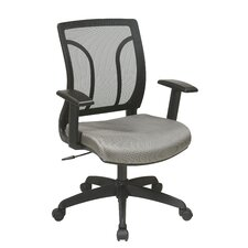 Work Smart Screen Back Task Chair