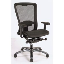 <strong>Office Star Products</strong> ProGrid High-Back Chair
