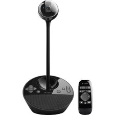 <strong>Logitech, Inc</strong> 3 Megapixel USB 2.0 Conference Webcam
