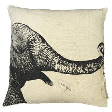 Key and Elephant Pillow