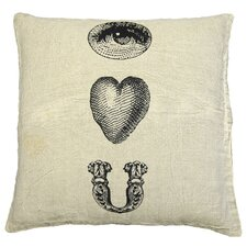 <strong>Sugarboo Designs</strong> Eye Heart You Pillow