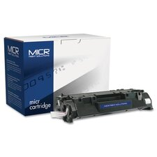 05XM Compatible High-Yield Micr Toner, 6000 Page-Yield
