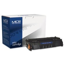 49XM Compatible High-Yield Micr Toner, 6000 Page-Yield