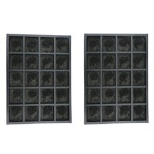 Replacement Active Carbon Pre-Filter (Set of 2)