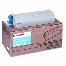 OEM Toner Cartridge, 10,000 Page Yield, Cyan