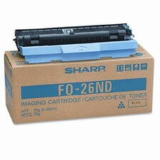 F026ND OEM Toner Cartridge, 2,000 Page Yield, Black
