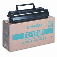 F045ND OEM Toner Cartridge, 5,600 Page Yield, Black
