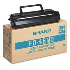 FO45ND Toner/Developer Cartridge, Black