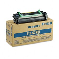 FO47ND Toner/Developer Cartridge, Black