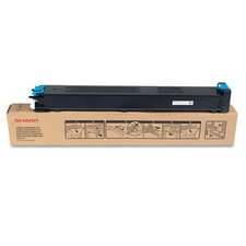 Mx31Ntca Toner Cartridge, 15000 Page-Yield, Cyan