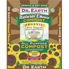 <strong>Dr. Earth</strong> Natural Choice Compost