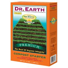 <strong>Dr. Earth</strong> Compost Starter