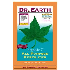 Organic All Purpose Fertilizer (12 Lbs)