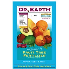 Organic Fruit Tree Fertilizer (12 Lbs)