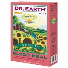 <strong>Dr. Earth</strong> Blood Meal (2 lbs)