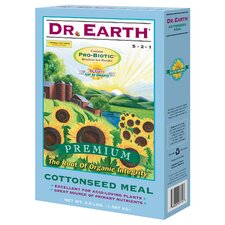 <strong>Dr. Earth</strong> Cottonseed Meal (3.5 lbs)