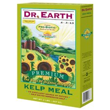 <strong>Dr. Earth</strong> Kelp Meal (2 lbs)