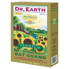 <strong>Dr. Earth</strong> Bat Guano (1.5 lbs)