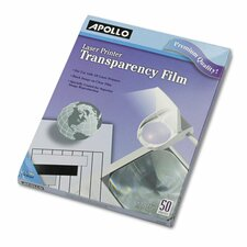 <strong>Apollo</strong> Transparency Film (Set of 50)