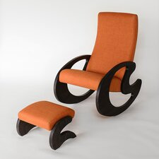 Don Rocking Chair Set