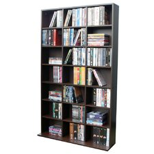 21 Cubby 588 CD / 378 DVD Media Storage Tower