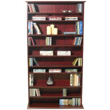 Large CD / DVD / Video Multimedia Storage Tower