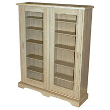432 CD or 216 DVD Media Storage Cabinet
