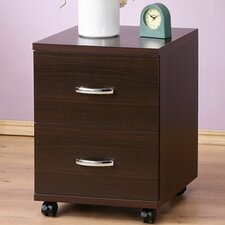 Two Drawer File Cabinet / Side Table