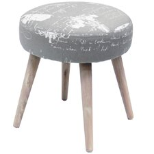 Francais Button Stool