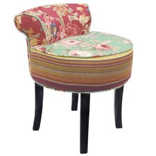 Roses Low Back Chair