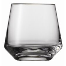 Pure Tritan Rock Juice Glass (Set of 6)