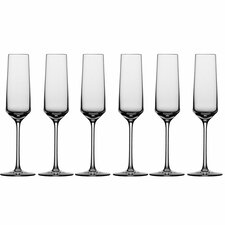 Pure Champagne Flute (Set of 6)