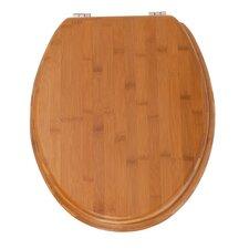 Bamboo Toilet Seat