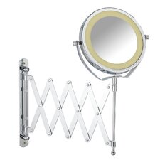 Brolo Wall-Mounted LED Cosmetics Mirror