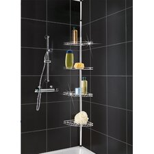 Extendable Bathroom Shelves