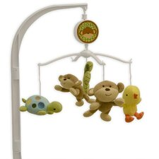 Just Born® Monkey Business Musical Mobile