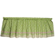 Jill McDonald Lullaby Breeze Curtain Valance