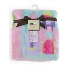 Just Born® Hi Pile Princess Blanket