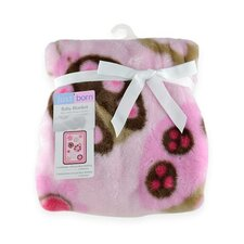 Just Born® Hi Pile Little Lady Blanket