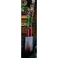 Vase with Walnut Base