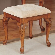 <strong>Powell Furniture</strong> Jamestown Landing Vanity Stool